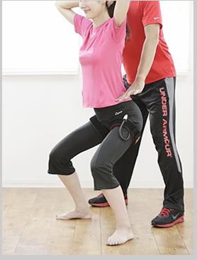 IBメソッド加圧トレーニングの流れ