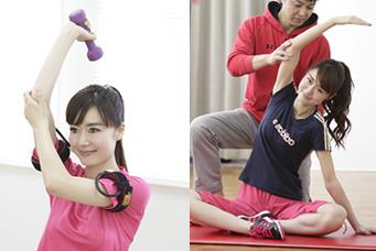 IBメソッド(姿勢改善)+加圧トレーニング