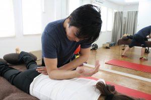 全身の筋肉を覆う「筋膜」を緩め
