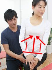 4つの筋肉が姿勢を支える家『コアハウス』